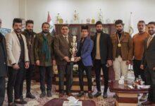 صورة كلية الحلة الجامعة تحصد المركز الثالث في بطولة الجامعات للرماية