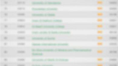 صورة كلية الشيخ الطوسي الجامعة تحرز تقدماً في التصنيف العالمي WeboMetrics
