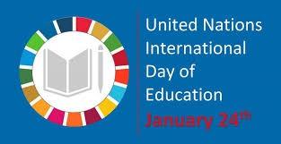 صورة اليوم العالمي للتعليم