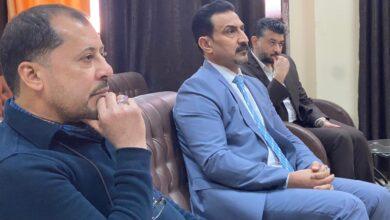 صورة قسم الفكر الاسلامي ببغداد يناقش جوهر الالحاد بعده ظاهرة اجتماعية ام فراغ فكري؟ في ندوة حوارية