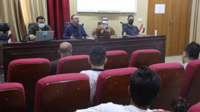 صورة جامعة الكرخ للعلوم تنظم ورشة عملية عن الاستخدام الامن لمواقع التواصل الاجتماعي