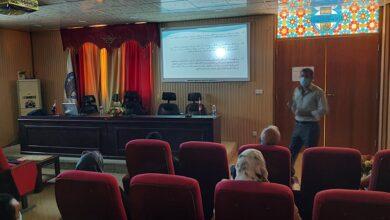 صورة جامعة الكرخ للعلوم تقيم ورشة عن التعريف بدليل إستمارات تقييم الاداء الجامعي