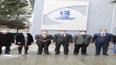 صورة كلية الرشيد الجامعة تعقد اتفاقية تعاون علمي دولي مع اسبارطة الحكومية