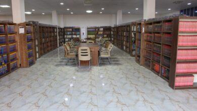 صورة صور المكتبة المركزية في كلية الكوت الجامعة