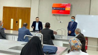 صورة كلية التقنيات الطبية والصحية في جامعة الكفيل تقيم ورشة عمل بعنوان (تنظيم عمل وحدة التعليم المستمر )