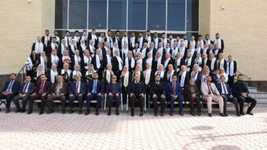 صورة حضر المدرس الدكتور علي جهاد الحريزي عميد كلية التقنيات الطبية والصحية جامعة الكفيل
