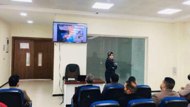 صورة اقامت شعبة التعليم المستمر في كلية طب الاسنان جامعة الكفيل ورشة عمل بعنوان (ESP in medical situations)