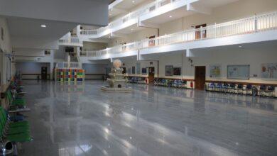 صورة كلية الكوت الجامعة تعلن التحول الى التعليم الإلكتروني .