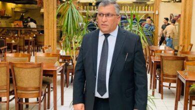 صورة السيد رئيس مجلس ادارة كلية الكوت الجامعة يقدم اجمل التهاني والتبريكات بمناسبة عيد الام