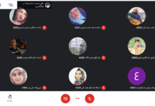صورة الامتحانات الالكترونية الفصلية في كلية بلاد الرافدين الجامعة