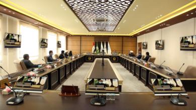 صورة جامعة الكفيل تعقد جلستها لمجلس الجامعة الدوري