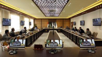 صورة الاجتماع التحضيري للمؤتمر الدولي العلمي الثالث