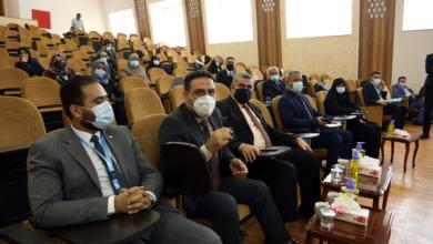 صورة استمرار الجلسات البحثية لمؤتمر جامعة الكفيل العلمي الثالث ليومه الثاني