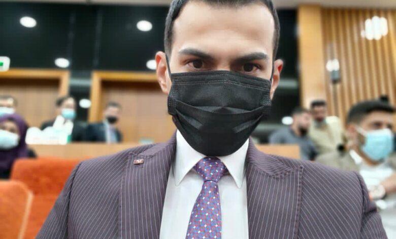 صورة مشاركة السيد عميد كلية الطوسي المحترم والسيد رئيس قسم تقنيات المختبرات الطبية المحترم في المؤتمر الثالث لجامعة الكفيل