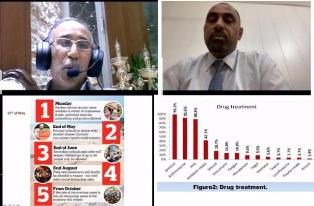 صورة كلية الطب تعقد ندوة علمية الكترونية عن مرض كوفيد 19 بين التجربة العراقية والبريطانية