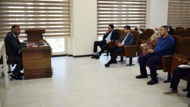 صورة عمادة كلية الصيدلة تعقد أجتماعا مع الهيأة التدريسية