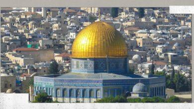 صورة بيان رابطة الجامعات والكليات الأهلية العراقية إزاء الانتهاكات الإسرائيلية على شعبنا الصابر ومقدساته في دولة فلسطين المحتلة.