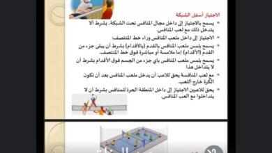 صورة محاضرة مادة كرة اليد للمرحلة الثالثة/ م.د.اسراء فاضل