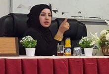 صورة رئيس قسم التربية البدنية وعلوم الرياضة في الكوت الجامعة تترأس لجنة مناقشة أطروحة دكتوراه في جامعة السليمانية .
