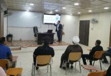 صورة كلية القانون في جامعة الكفيل تقيم ندوة علمية بعنوان (دور المحكمة الاتحادية العليا في الدفاع عن حق التعبير والرأي في العراق)