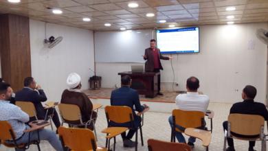 صورة كلية القانون في جامعة الكفيل تقيم ندوة علمية بعنوان (التعديل الدستوري وأثره على العملية السياسية في العراق)