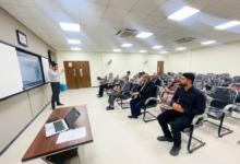 صورة كلية الهندسة التقنية في جامعة الكفيل تقيم ندوة علمية بعنوان ( Requirements of Modern Wind Power Plants in the Iraq )