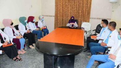 صورة كلية الطب بجامعة القادسية تعقد ندوة تربوية ارشادية بعنوان (نعم للحب ولا للتطرف والغلو)
