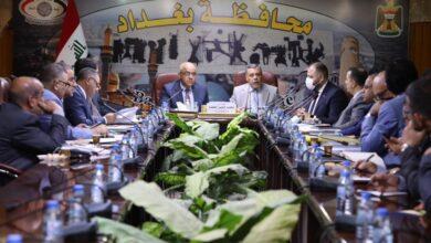 صورة اتفاق التعليم ومحافظة بغداد على استكمال البنى التحتية للجامعات وإطلاق برامج دراسية لتطوير الكفاءات