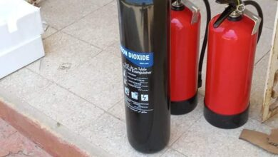 صورة كلية الطب في جامعة القادسية تنفذ حملة واسعة لإجراءات السلامة والدفاع المدني