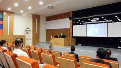 صورة جامعة الكفيل تنظم ورشة عمل حول (السلامة والأمن البايولوجي)