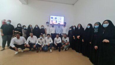 صورة زيارة علمية تطبيقية لطلبة كلية التقنيات الطبية والصحية إلى وحدة المجهر الالكتروني في كلية العلوم بجامعة الكوفة