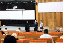 صورة الامتحانات النهائية للعام الدراسي 2020-2021 في جامعة الكفيل