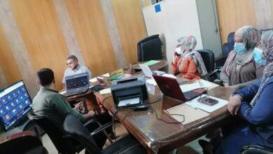 صورة تواصل اداء الامتحانات النهائية الحضورية والالكترونية في كلية الصيدلة بجامعة القادسية