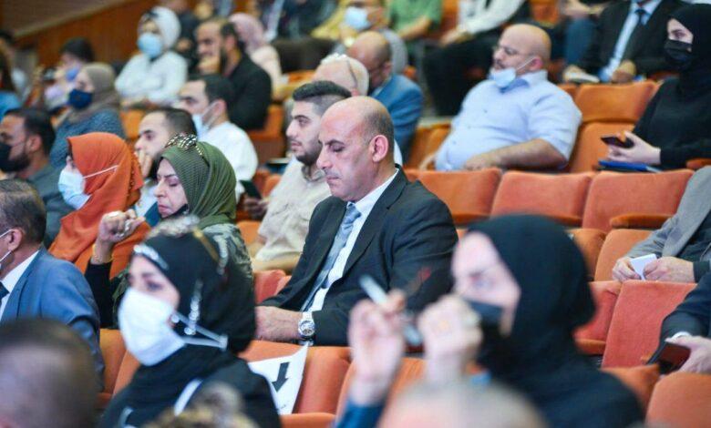صورة قسم ضمان الجودة في جامعة العميد يشارك في ورشة عمل نظمتها التعليم العالي عن مشروع التصنيف العراقي للجامعات