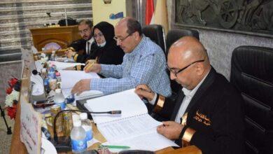 صورة رسالة ماجستير في كلية الاثار بجامعة القادسية تناقش دراسة نصوص مسمارية غير منشورة في المتحف العراقي