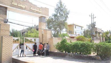 صورة كلية الهندسة بجامعة القادسية تحتضن الامتحانات النهائية لطلبة السادس الاعدادي