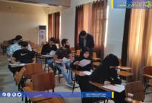 صورة تواصل كلية الطوسي الجامعة إجراء الامتحانات النهائية الحضورية والالكترونية – الدور الثاني للسنة الدراسية ٢٠٢٠- ٢٠٢١.