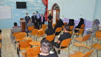 صورة جامعة القادسية تفتح أبوابها لمباشرة طلبة الدراسات العليا للعام الدراسي الجديد 2021-2022